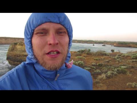 #14 AUSTRALIA autostopem - Poznaliśmy dwie Francuzki