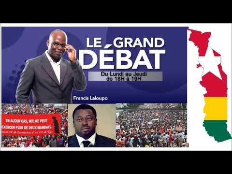 Le grand Débat sur Africa N*1:Togo: L'improbable dialogue entre le pouvoir et l'opposition