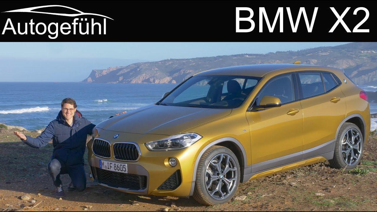 BMW X2 FULL REVIEW all-new F39 M Sport X - Autogefühl - Dauer: 27 Minuten
