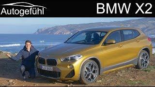 BMW X2 FULL REVIEW all-new F39 M Sport X - Autogefühl