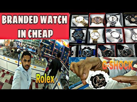 Branded Watch In Cheap Price // Rolex ( G-shock ) Explore // Kuwait//RDR RELEASE VLOG'S