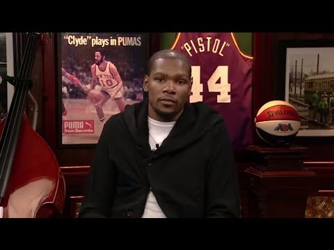 Kevin Durant and Bill Simmons | 2014 NBA All-Star Weekend B.S. Report Special