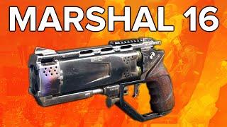 Black Ops 3 In Depth: Marshal 16 Shotgun Pistol (DLC Weapon)