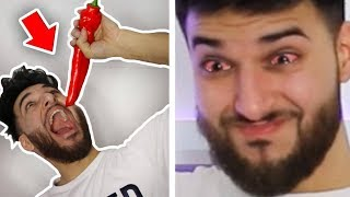 CHILI PRANK AN APORED !!! 😭🌶