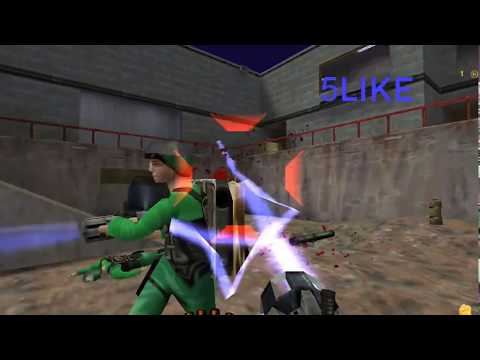 Half Life opposing force MAP bootcamp ☆ كيم بلي GAME PLAY