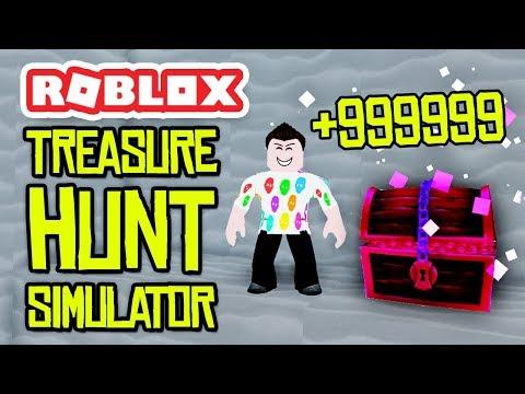 ROBLOX TREASURE HUNT SIMULATOR