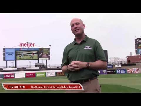 Why Spyker - Tom Nielsen, Head Grounds Keeper at Louisville Slugger Field