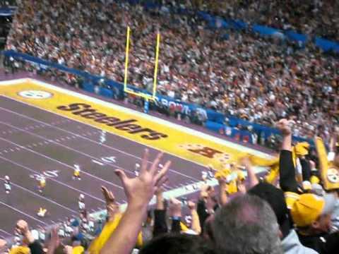 Super Bowl XLIII - James Harrison 100 yard pick-sixKaynak: YouTube · Süre: 48 saniye