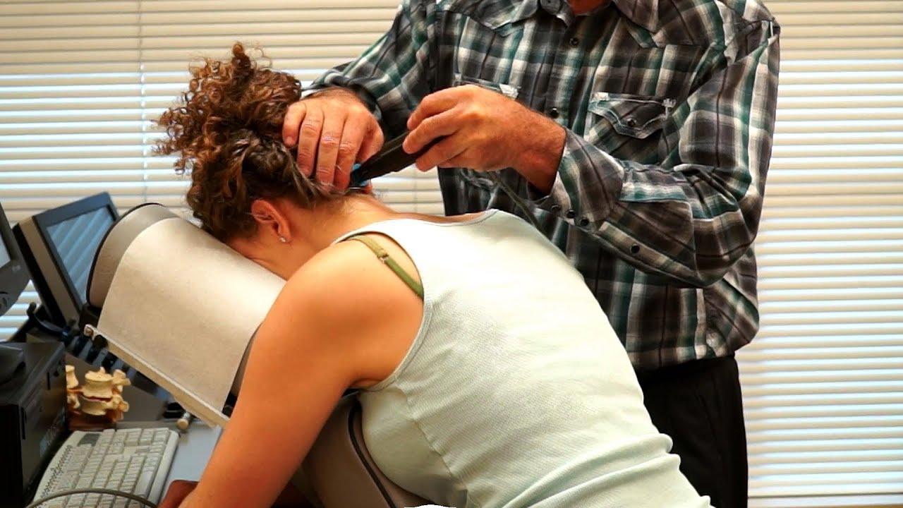 Chiropractic Adjustment for Headache Relief, Pro-Adjuster ...