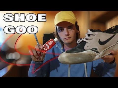 Shoe goo : astuces et utilisation shoe goo - réparer ses chaussures de skate grâce à la shoe goo