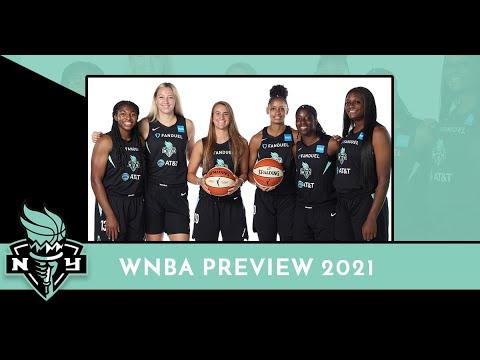 Preview WNBA 2021 : New York Liberty
