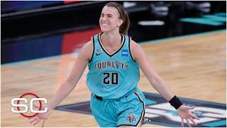 Sabrina Ionescu On Her Game-winner In Liberty's Win Vs. Fever In WNBA Season-opener | SportsCenter