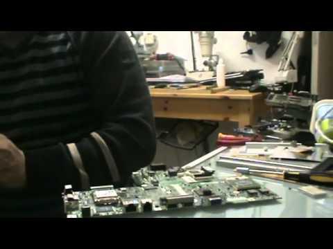YouTube   Notebook Repair Board Level Engineering Laptop Reparatie Amsterdam www MyTutorialBook com0095