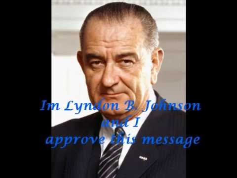 1964 Attack Ad on Goldwater Vote LBJ