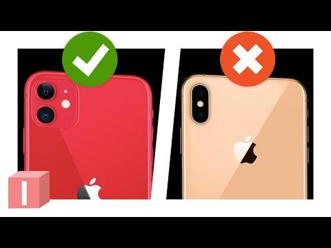 IPhone 11 Vs IPhone XS - СРАВНЕНИЕ