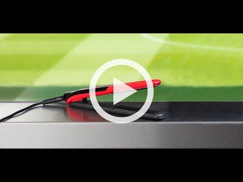 Remington Sleek & Curl Expert Straightener Manchester United Edition S6755 - Remington Europe