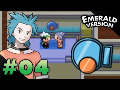 Let's Play Pokemon: Emerald - Part 4 - Dewford Gym Leader Brawly