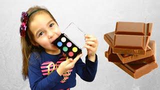 Шоколад и настоящее или сюрпризы для Алисы