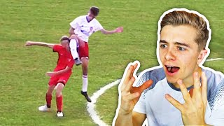 Is This The Worst Tackle Ever? | Sunday League's Greatest Moments