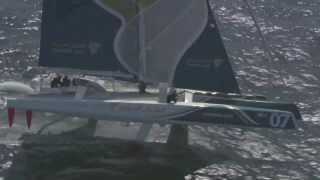 Rolex Fastnet Race 2013 - First Ever Omani Entry