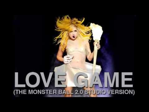 Love Game (The Monster Ball 2.0 Studio Version)