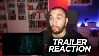 It - Chapter 2 - Final Trailer Reaction - OMG