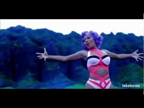 Nicki Minaj - Starships (Ringtone Video) (Special Edition)