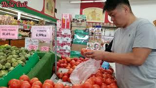 Đi chợ nấu bữa cơm ngon trong 45 phút (người Việt ở Mỹ)