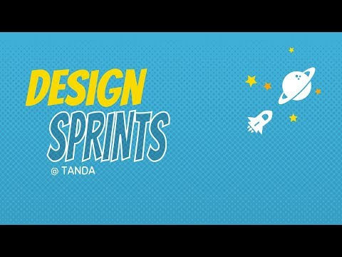 Tanda Talks Design - Brod Gaggi: Sprints at Tanda
