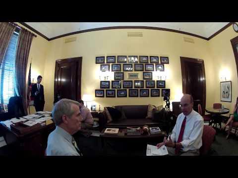 Open Mike: Rob Portman, U.S. Senator from Ohio