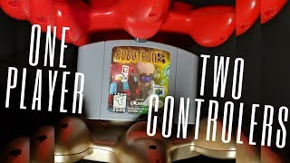 Robotron 64 | 1 Player 2 Controllers | Blam Cat