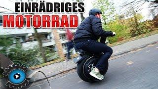 EINRÄDRIGES ELEKTRO MOTORRAD? Skatey Balance Bike [Review/Deutsch]