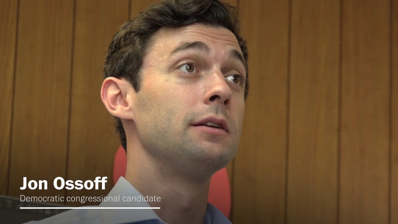 Jon Ossoff, with Election Day Looming, Explains His Cautious Politics