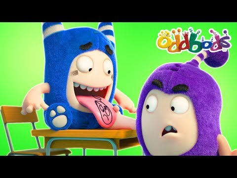 Oddbods   BACK TO SCHOOL   Funny Cartoons For Kids