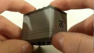 Lego Puzzle Box ~ Crate ~ Solve