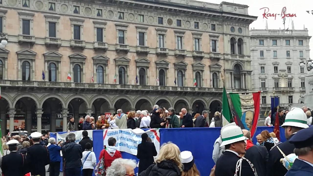 Bella Ciao - Milano 25 Aprile 2017