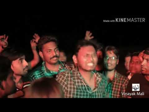 Vinayak Mali Comedy Dance Video
