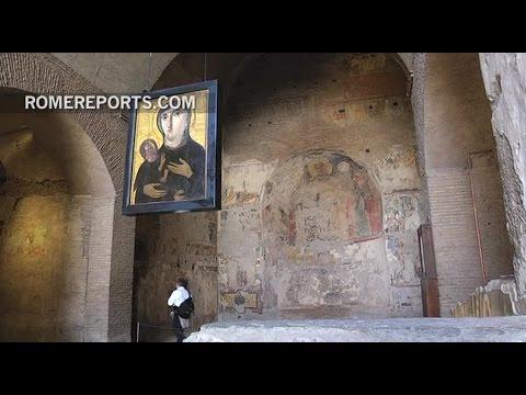 """Roma reabre al público una """"Capilla Sixtina"""" de la Edad Media"""