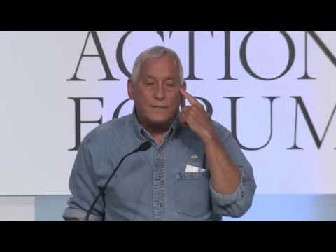 2015 Aspen Action Forum Keynotes by Walter Isaacson and Lynda Resnick