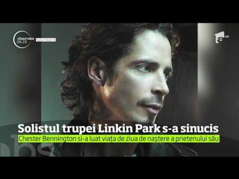Veste tristă din lumea muzicii. Solistul trupei rock Linkin Park s-a sinucis