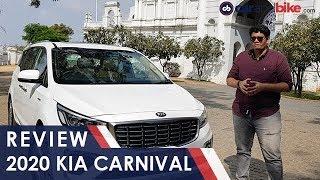 2020 Kia Carnival Review | Does It Redefine The MPV Segment? | carandbike