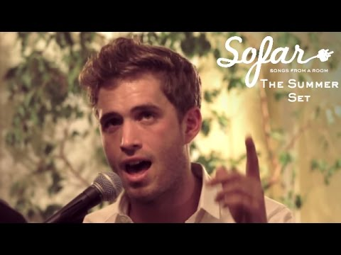 The Summer Set - Figure Me Out | Sofar Washington DC