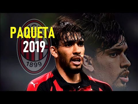 Lucas Paquetà 2019 - Fantastic Start - Magic Skills Show - AC Milan