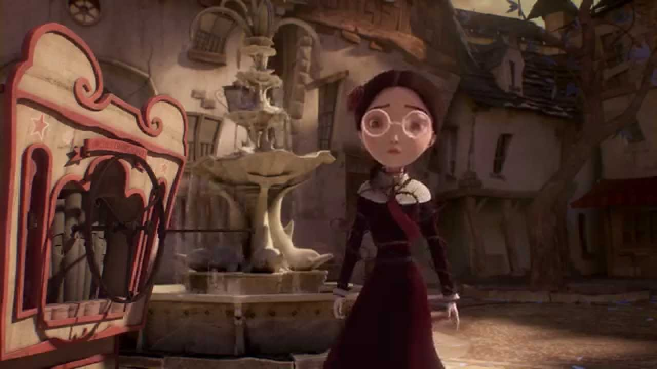 Download Jack and the Cuckoo-Clock Heart (2014) OFFICIAL TRAILER HD