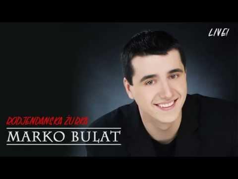 Marko Bulat - Leti, leti bijeli golube - Rodjendanska zurka - (Audio)
