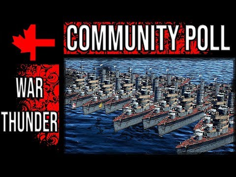 War Thunder - Community Poll Results Thoughts - Part 1