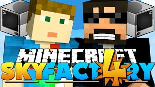 Minecraft: SkyFactory 4 - BEST STORAGE IN MINECRAFT!! [29]