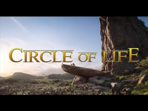 """Circle Of Life"" (From: 'THE LION KING 2019') Soundtrack"