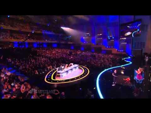 Americas Got Talent 2014  Radio City Music Hall  Dom The Boms Triple Threat