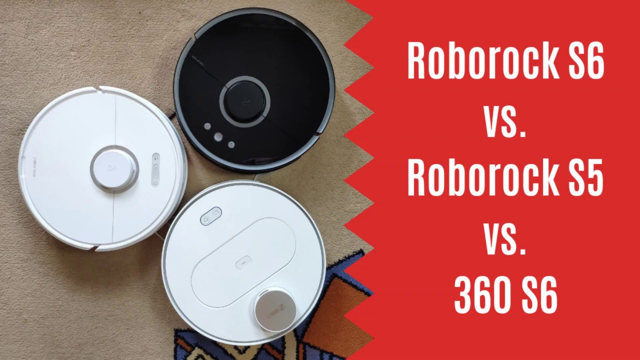 Roborock S6 Hands On Review: What to Expect From the Newest